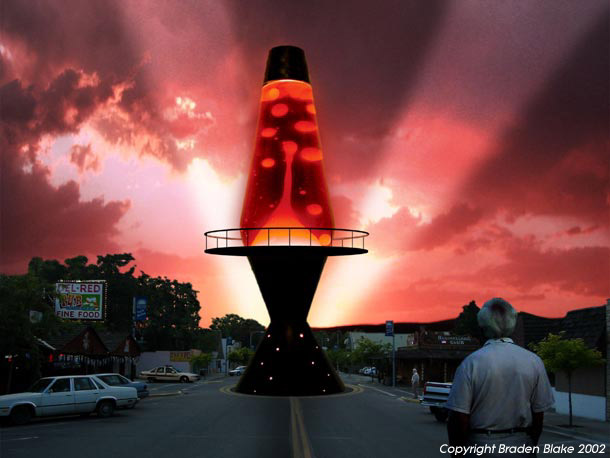 Soap Lake The Oracle And The Worlds Biggest Lava Lamp