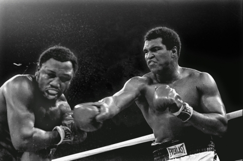 Ali Turns 65 Boxing
